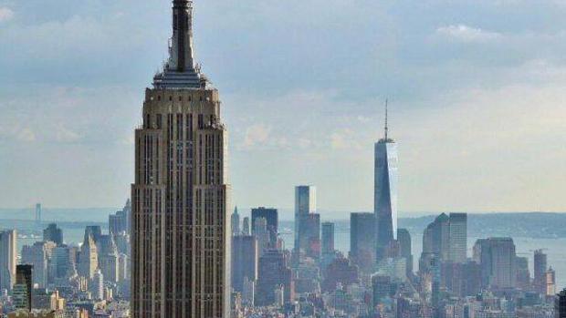 Empire State en Nueva York