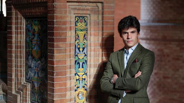Pablo Aguado debutará en Pamplona tras triunfar en Sevilla y en Madrid