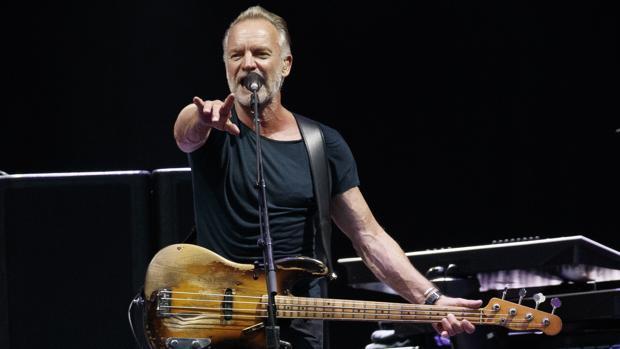 Sting es una de las apuestas del Starlite de Marbella