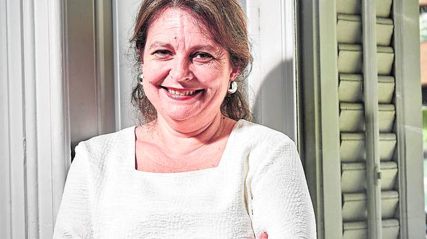 La escritora María Elvira Roca Barea
