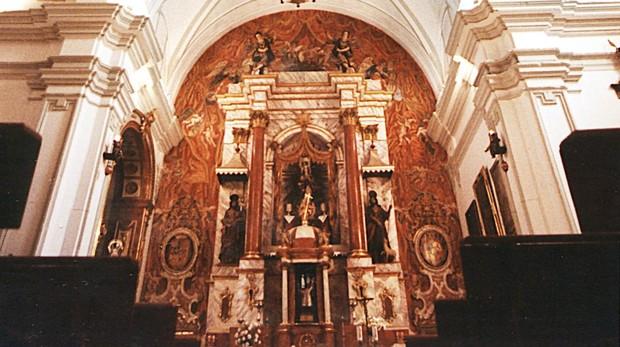 Iglesia Parroquial de la Inmaculada Concepción, en Benamejí