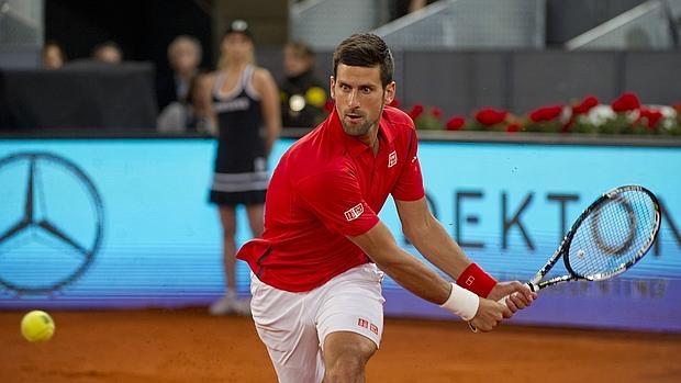 Novak Djokovic, número uno de la ATP