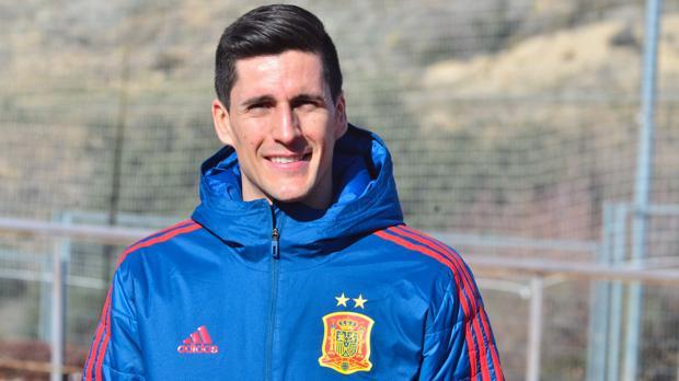 Carlos Ortiz, capitán de la selección española de fútbol sala