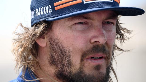 El australiano Toby Price, campeón del Dakar en motos