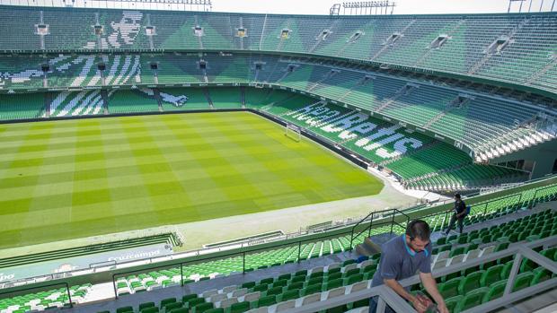 El Benito Villamarín, estadio de la final
