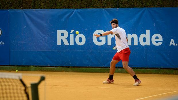 70 tenistas se han citado en la Copa Guadalquivir
