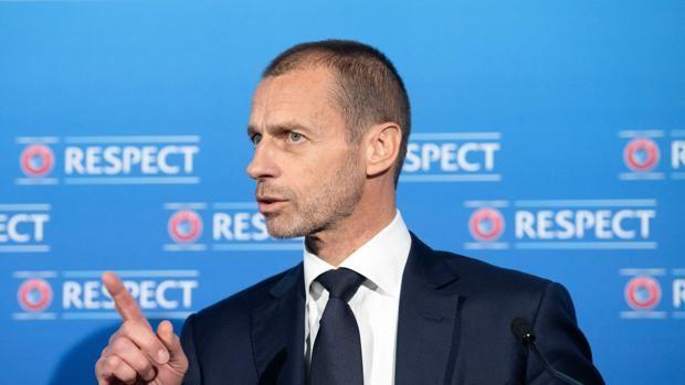 La UEFA 'perdona' a los arrepentidos y amenaza a Madrid, Barça y Juventus