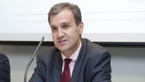 Juan Alfaro, presidente de Renfe