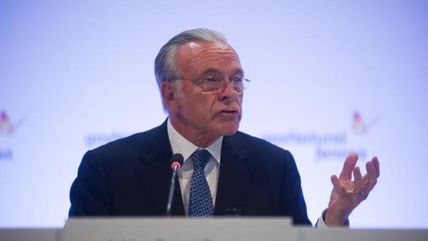 El presidente de Gas Natural, Isidro Fainé