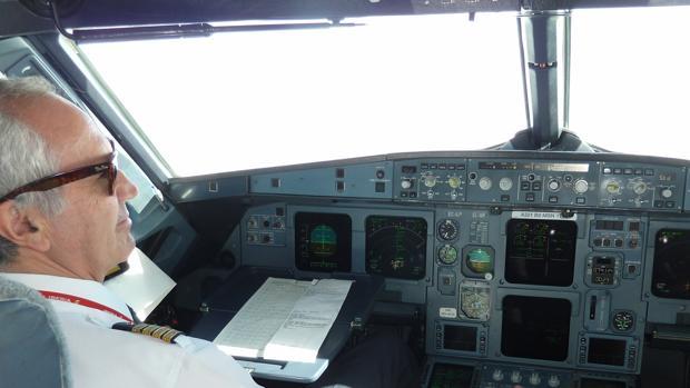 Piloto de líneas aéreas