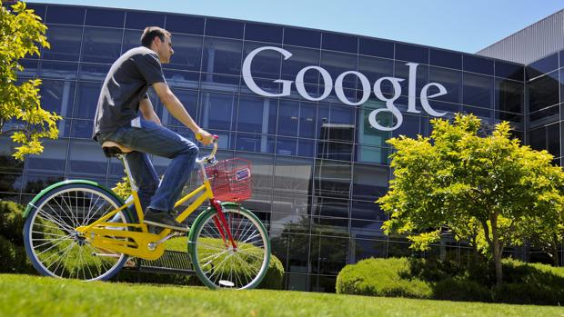 Sede de Google, en California