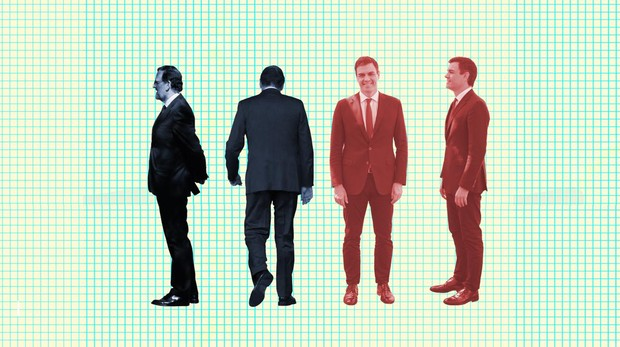 La herencia económica de Rajoy a Sánchez