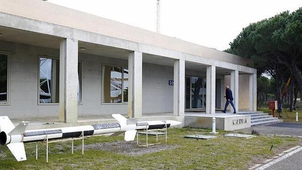 Base de El Arenosillo