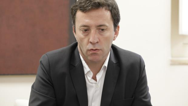 Ricardo Domínguez, viceconsejero de Agricultura