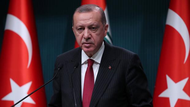 Recep Tayyip Erdogan, presidente de Turquía, en una foto reciente