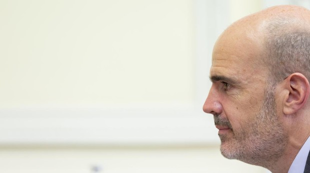 El secretario de Estado de Función Pública, José Antonio Benedicto