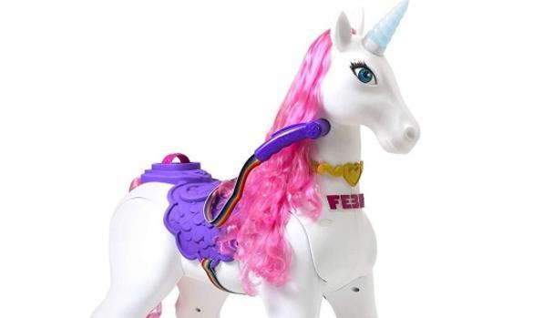 My Lovely Unicorn ocupa el primer lugar de la lista