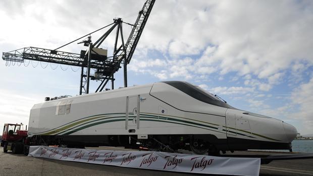 Talgo ha comenzado a fabricar el contrato de trenes AVE logrado con Renfe hace dos años