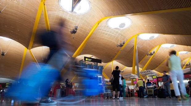 Aeropuerto de Adolfo Suarez-Madrid Barajas