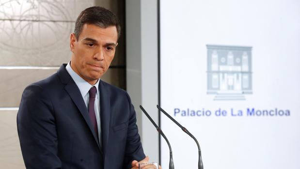 El selectivo sube con fuerza transcurridas media sesión, tras el anuncio de Sánchez de que habrá eleccioens el 28 de abril