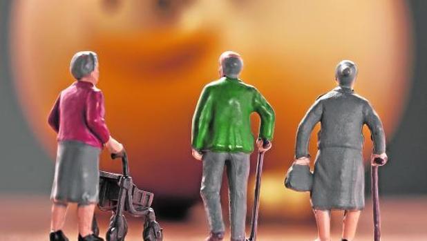 El gasto en pensiones de febrero no incluye la llamada paguilla de unos 13 euros de media