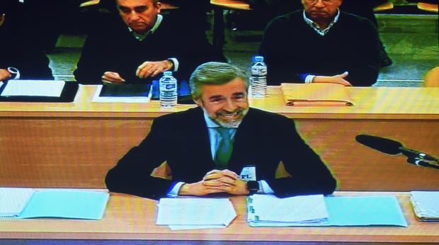 Ángel Acebes fue consejero de BFA - la matriz de Bankia-entre el 27 de julio de 2011 hasta abril de 2012