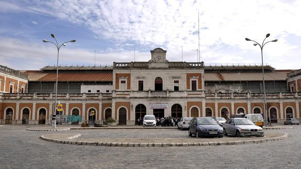 La antigua estación de Cádiz se rehabilitó con fondos Feder 2007-2013