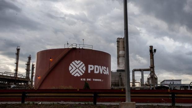 Refinería de la petrolera estatal PDVSA
