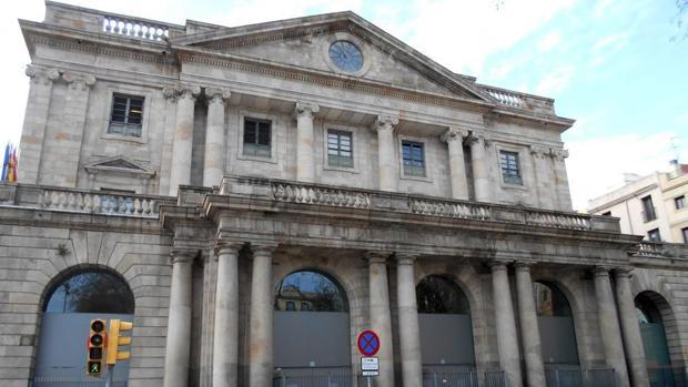 Sede histórica de la Cámara de Comercio de Barcelona