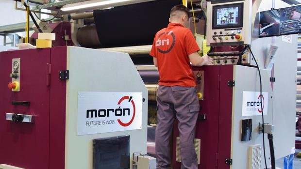 Grupo Morón cuenta con una sola fábrica en Arnedo, La Rioja