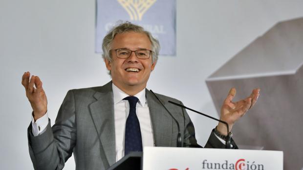 Sebastián Albella, presidente de la Comisión Nacional del Mercado de Valores