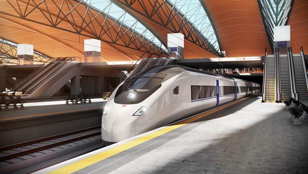 El nuevo tren es el resultado de ocho años de trabajo de ingeniería y de una inversión conjunta superior a los 50 millones de euros.
