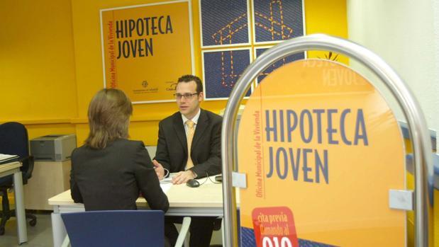 En 2006 la banca española llegó a financiar casi 171.000 millones para la compra de vivienda