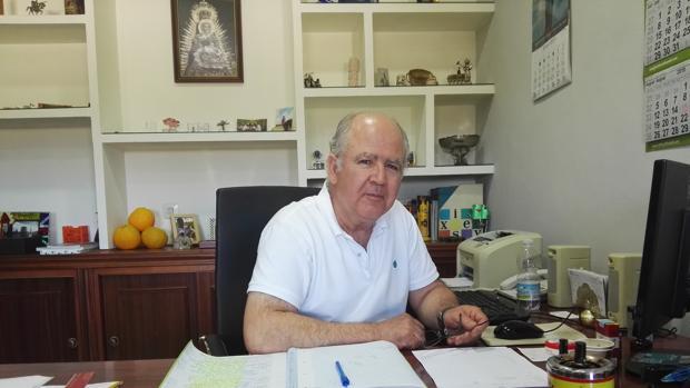 Imagen de Sebastián Lahoz, CEO de Espalmex