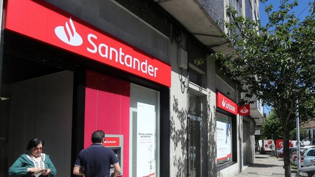Oficinas del Banco Santander