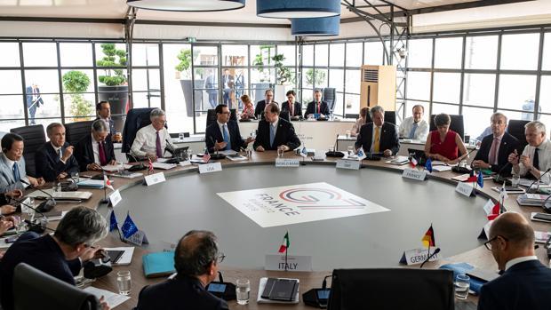 Todos los miembros del G7 miran con desconfianza a la criptomoneda de Facebook