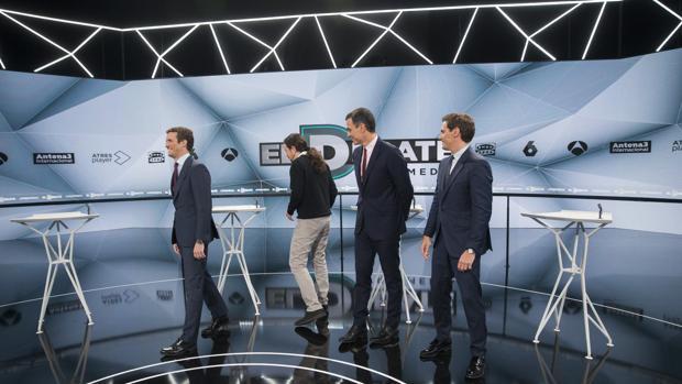 La falta de entendimiento entre los partidos políticos ha sido la tónica habitual desde las elecciones