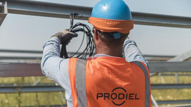 Prodiel supera los mil megavatios en ejecución de plantas fotovoltaicas en España
