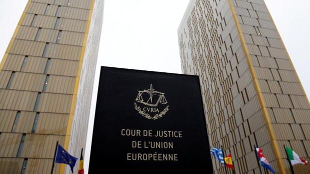 Fachada de la Corte de Justicia de la Unión Europea en Luxemburgo