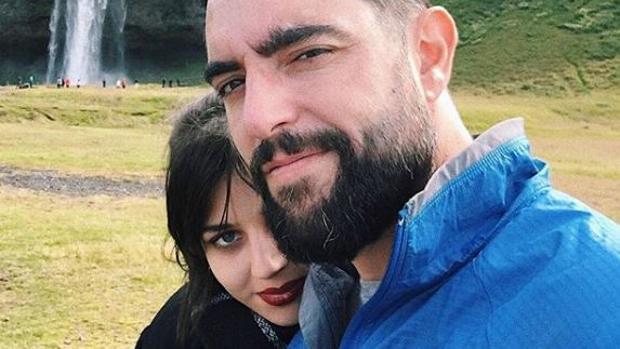Dani Mateo y su novia Yasmina Paiman