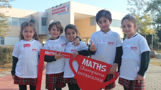 La Maths Champions se enmarca dentro delproyecto Matemáticas Divertidas