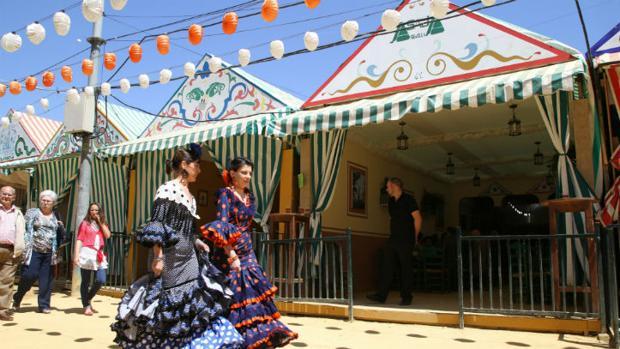 El Real de la Feria de Abril de Sevilla 2019
