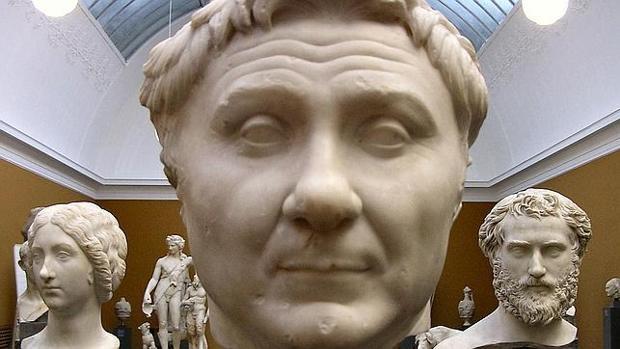 Escultura de Cneo Pompeyo «Magno»