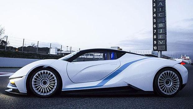 El nuevo súper deportivo eléctrico español aún no tiene nombre