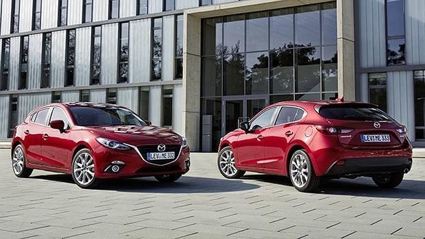 Nuevo Mazda3 1.5 SKYACTIV-D