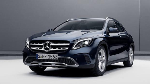 El Mercedes GLA se ha renovado con más equipamiento y nuevos precios