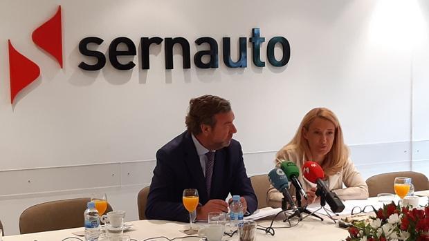 José Portilla y Maria Helena Antolín