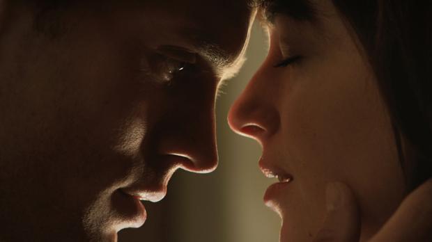 «50 sombras de Grey» firma un récord de audiencia en Telecinco