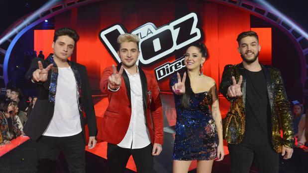 «La Voz» retornará próximamente a Antena 3