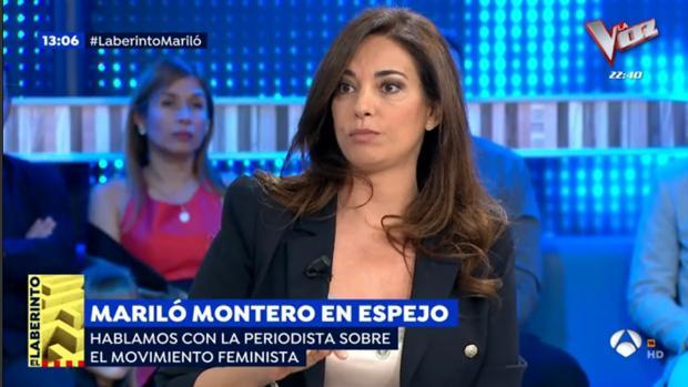 Mariló Montero, este martes en «Espejo Público»